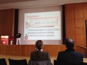 Vortrag zu Participatory Design Strategies